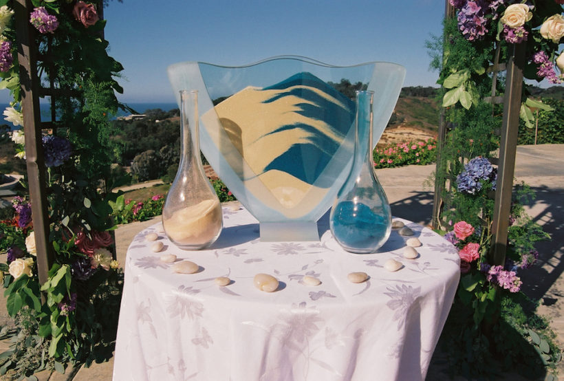 Matrimonio Simbolico Idee : Rito della sabbia matrimonio civile i riti simbolici