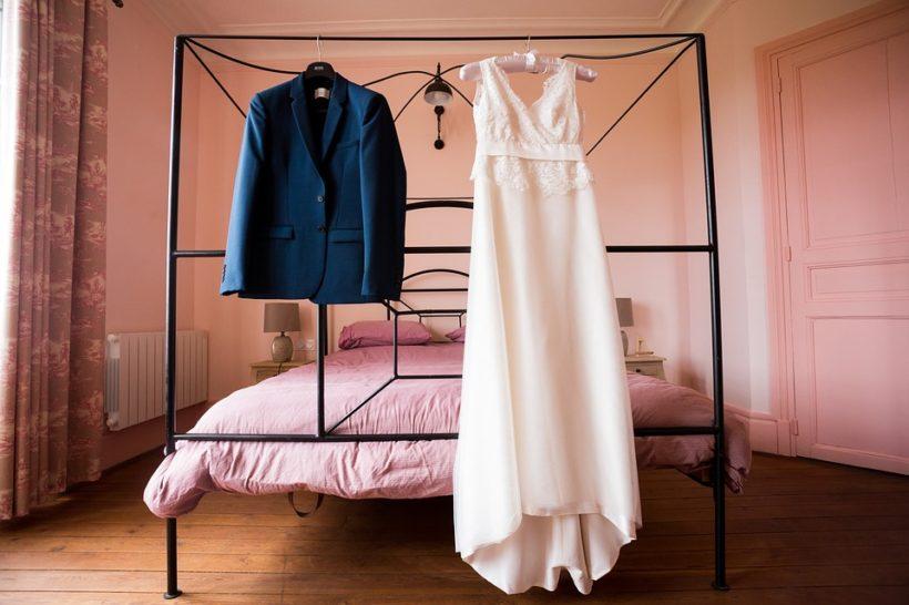 abito sposa rosa antico