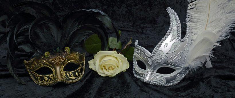 matrimonio a tema carnevale
