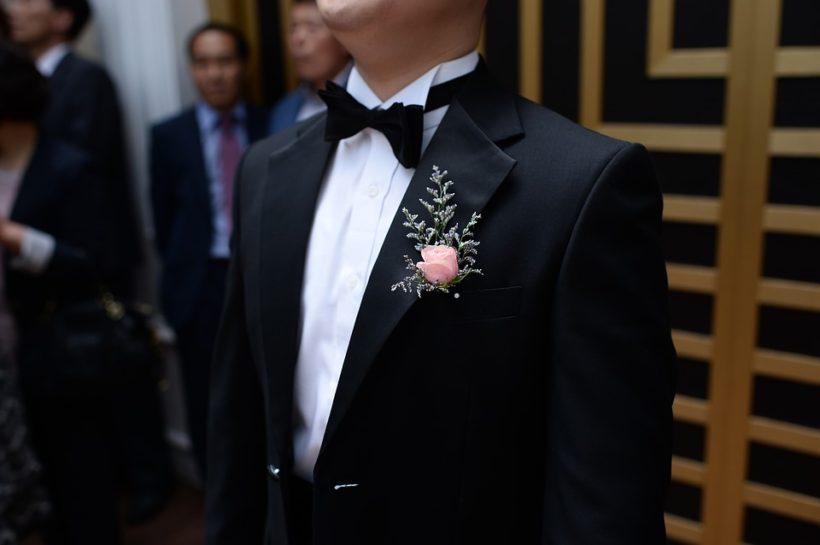 scelta abito da sposo