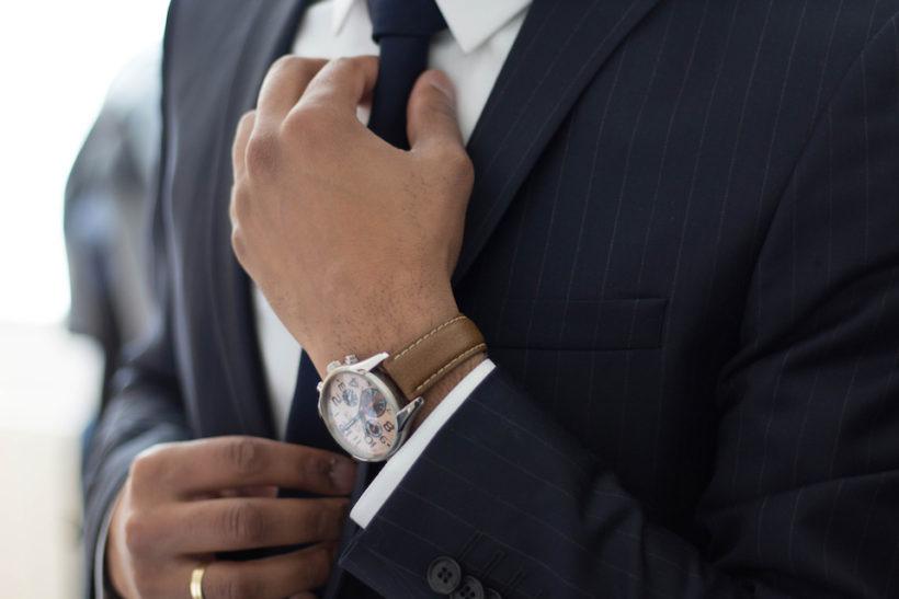 tipi di cravatte da cerimonia