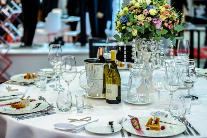 come chiamare i tavoli al matrimonio