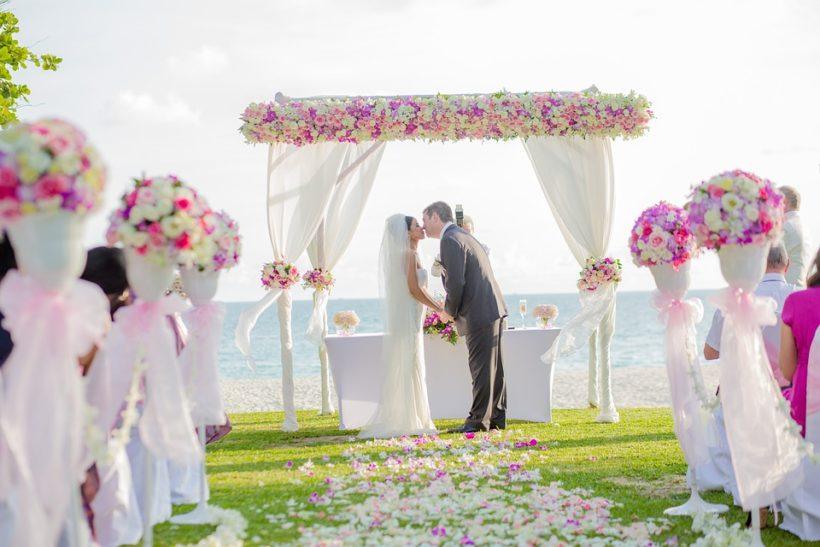 come organizzare un matrimonio in spiaggia