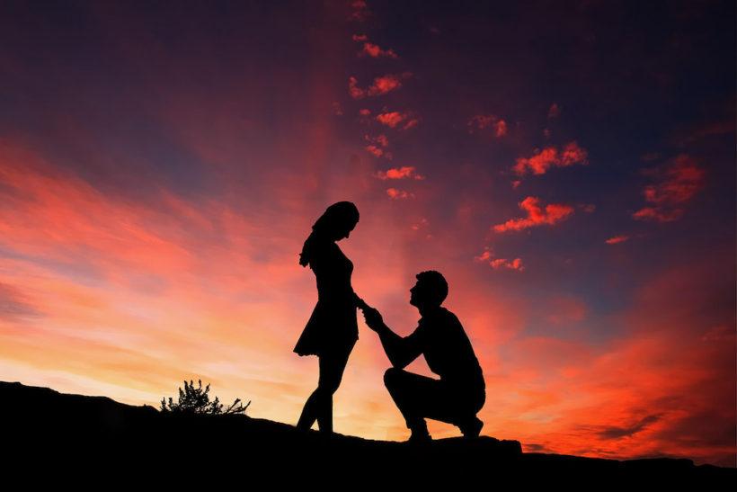 come fare proposta di matrimonio