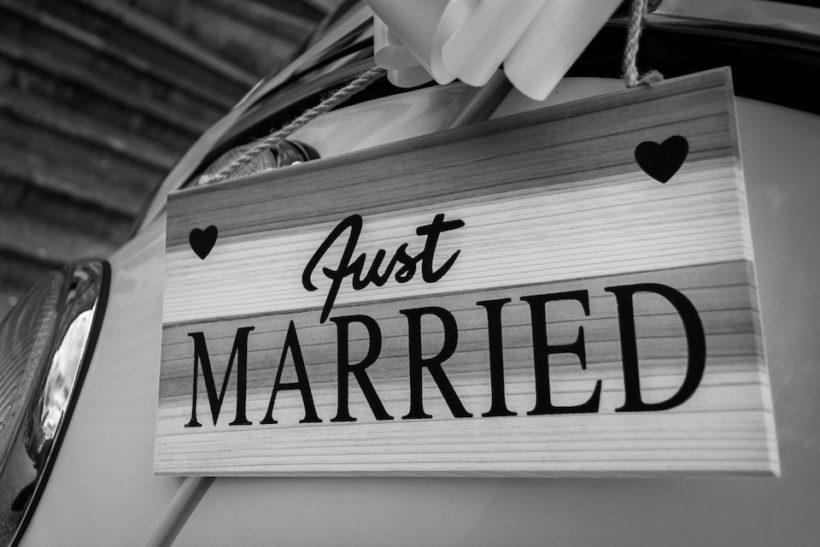 come annunciare matrimonio
