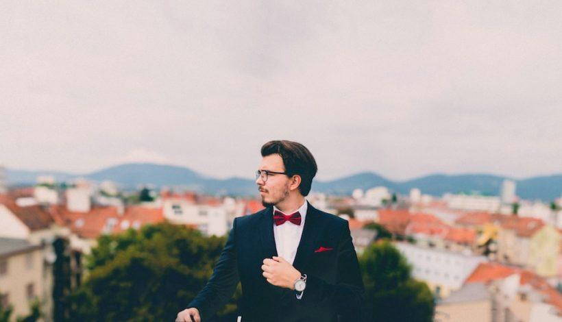 abito sposo hipster